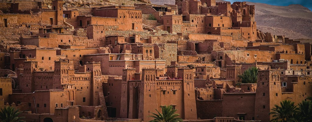 Private day trip to the Ancient Kasbah of Aït Benhaddou