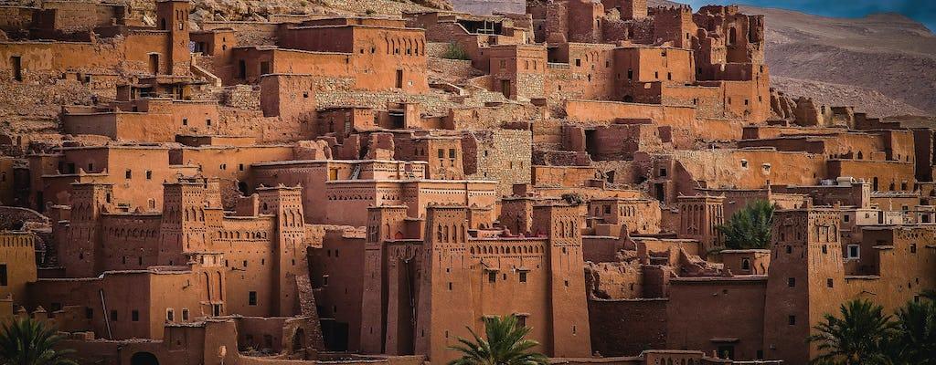Prywatna jednodniowa wycieczka do starożytnej Kasbah z Aït Benhaddou