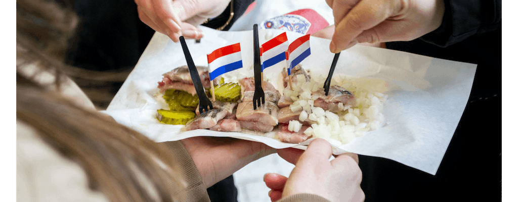 Private food tour in The Hague