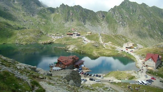 Private tour to Balea Lac, Avrig and Carta