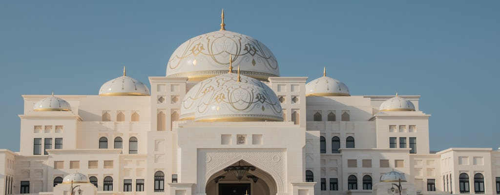 Qasr Al Watan Palace tickets