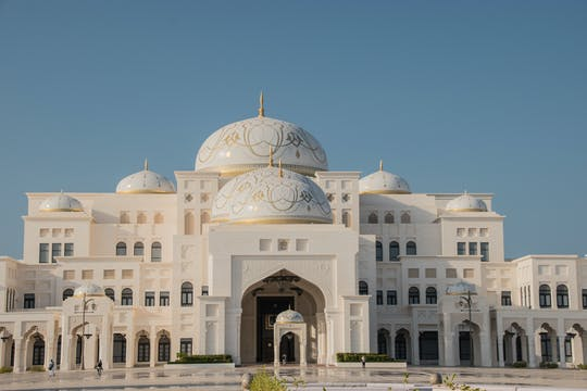 Qasr Al Watan Palace-tickets