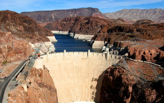 Trasa koncertowa po Grand Canyon West Rim i Hoover Dam