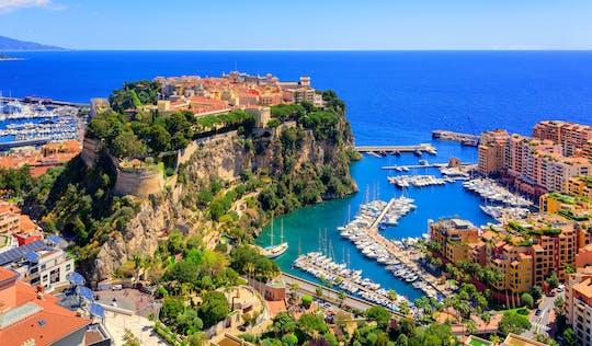 Excursão privada de dia inteiro pela Riviera Francesa