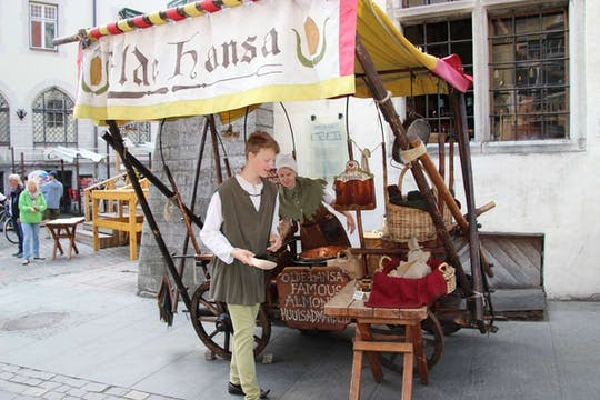 Tallinn 3-hour Old Town walking tour