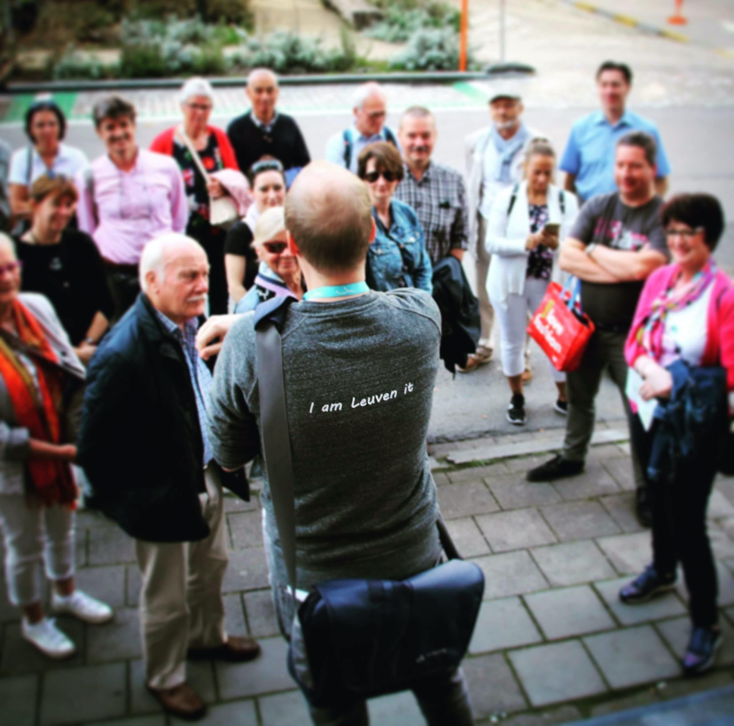Tour privado pelos destaques e recantos escondidos de Leuven