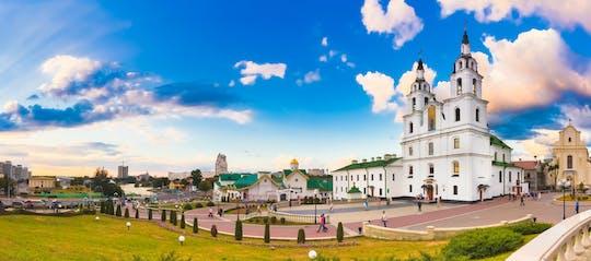 O melhor do passeio a pé em Minsk