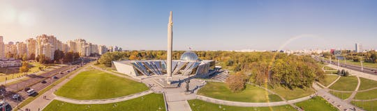 Minsk sightseeing walking tour