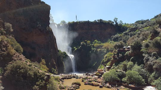 Private day trip to Ouzoud Waterfalls from Marrakech