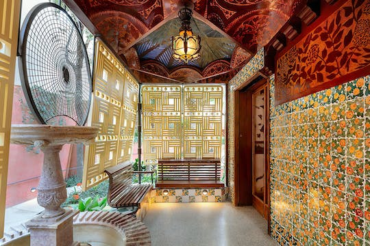 Open date ticket for Casa Vicens