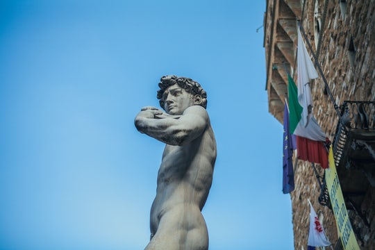 Accademia Gallery private tour with a local guide