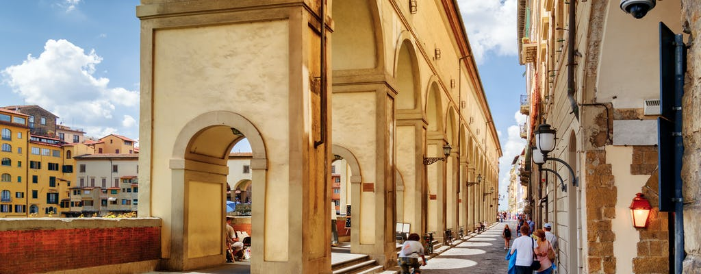 All Florence full-day guided tour with Uffizi and Accademia skip-the-line tickets