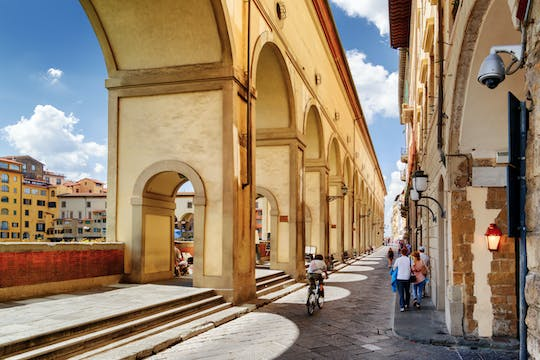 Florence full-day guided tour with Uffizi and Accademia skip-the-line tickets