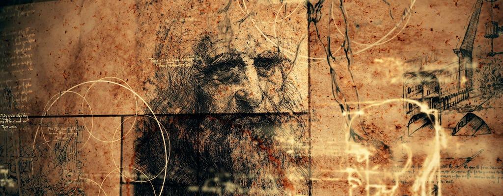 Leonardo Interactive Museum Skip The Line + City Sightseeing® Florence