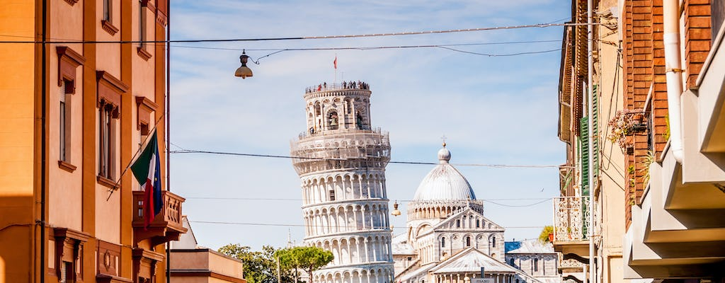 Best of Pisa guided tour with optional Leaning Tower tickets
