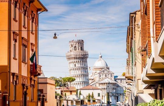 Tour guidato del meglio di Pisa con biglietti opzionali per la Torre