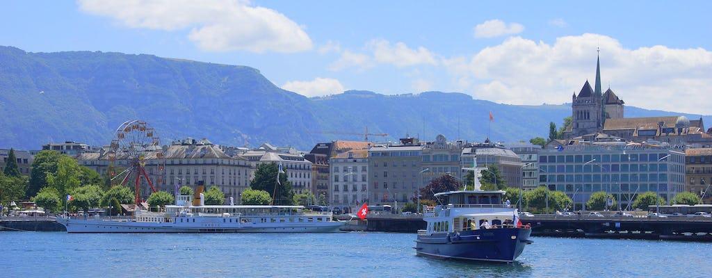 Genf Schiffsrundfahrt