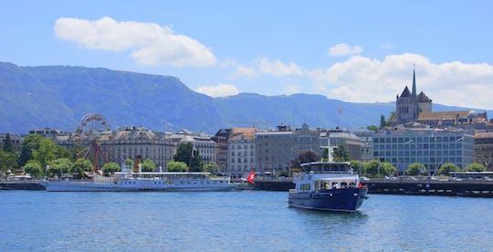 Cruzeiro turístico em Genebra