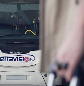 Traslado en autobús entre el aeropuerto de Bérgamo Orio al Serio y el centro de Milán