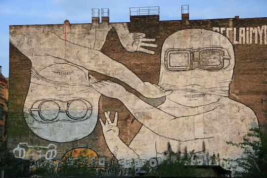 Tour en bicicleta por el arte callejero de Berlín
