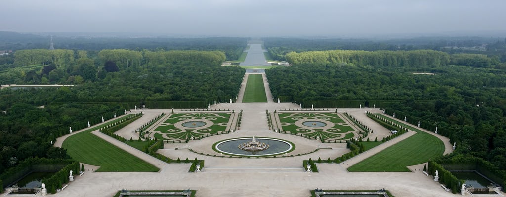 Guided visit of Louis XIV's Garden in Versailles