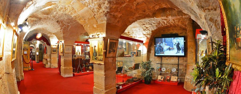 Входной билет в Музей магии и музей де автоматизирует