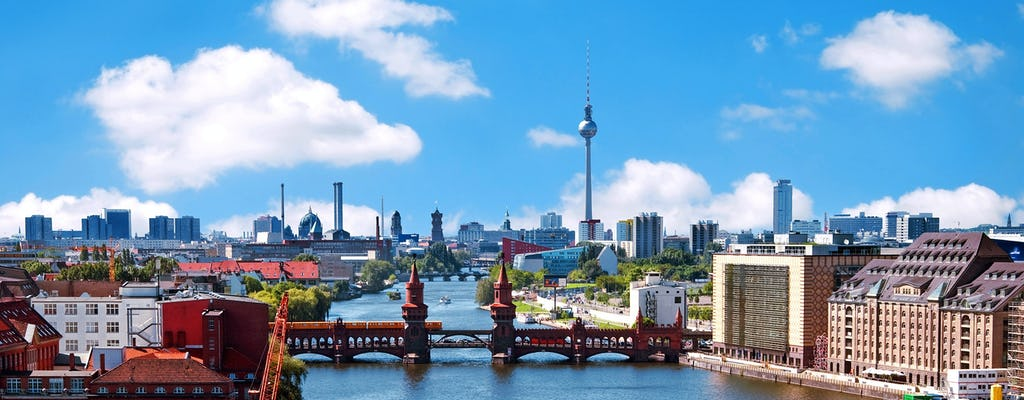 Discover Berlin - Tour guidato express