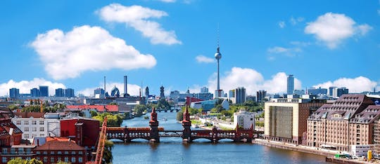 Discover Berlin express guided city tour