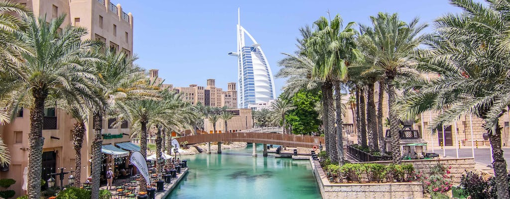 The Golden City - Dubai city tour