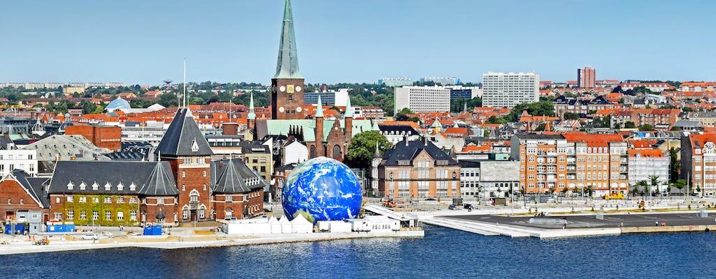 Aarhus et Den Gamle en visite privée à pied de 2 heures