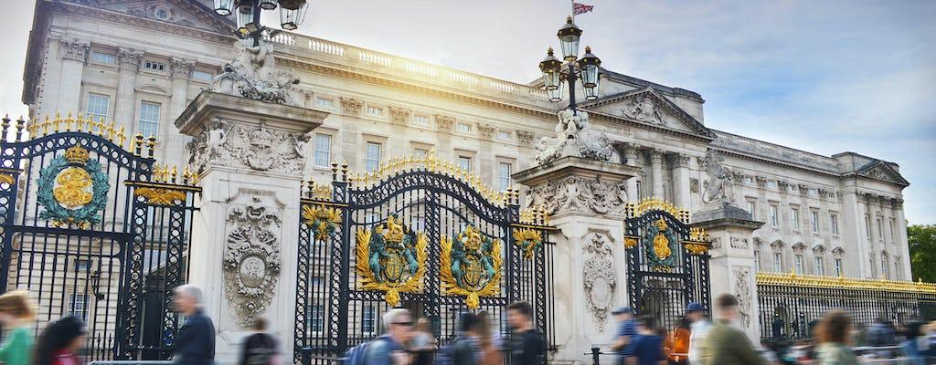 Prywatna wycieczka piesza do Pałacu Buckingham, Big Bena i nie tylko