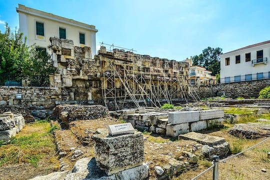 Private tour of the ancient Agora and Roman Forum