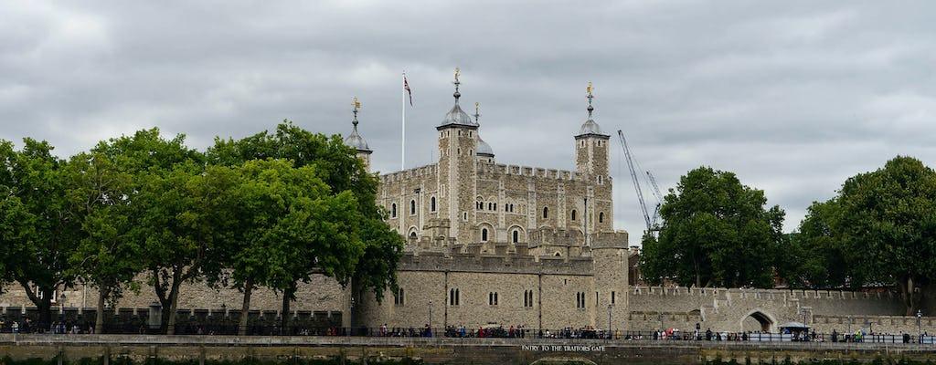 Tour privato della Torre di Londra