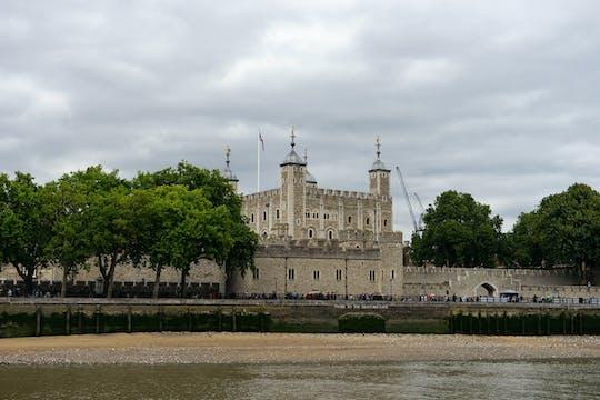 Tour privado da Torre de Londres