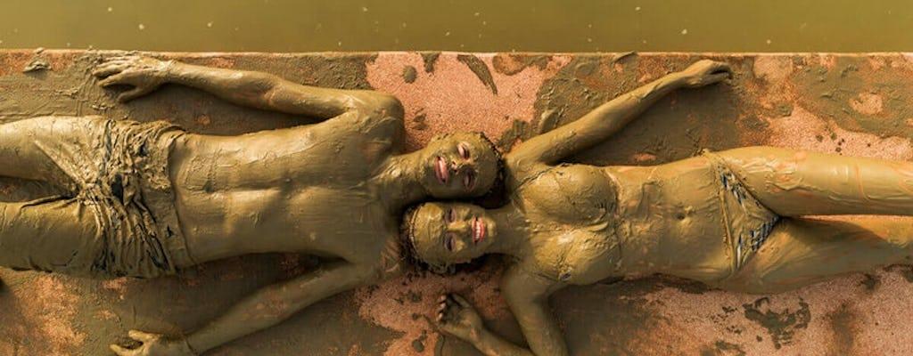 Experiência de banho de lama e banho turco em Antalya