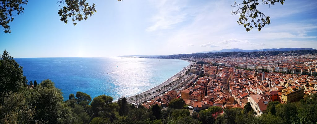 Private tour of Nice
