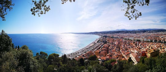 Half-day private tour of Nice