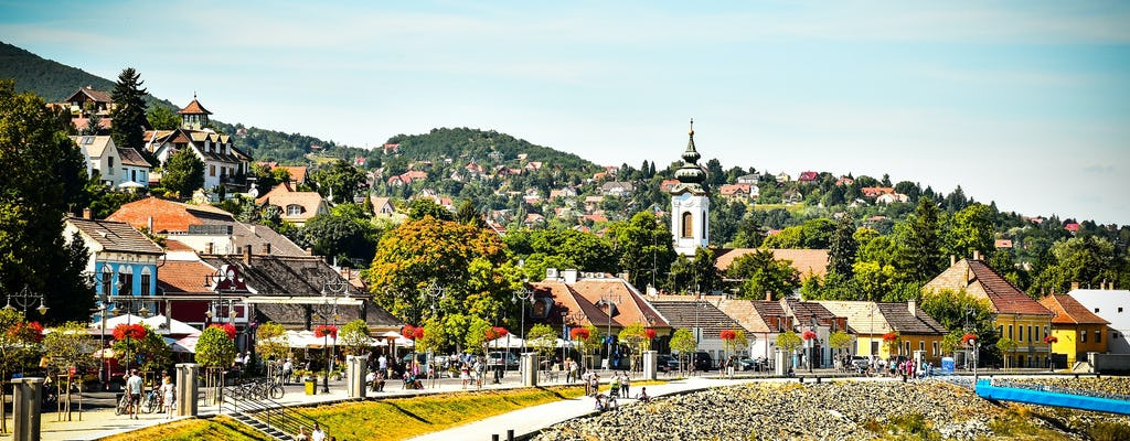 Excursion en bateau d'une demi-journée au village d'artistes de Szentendre au départ de Budapest