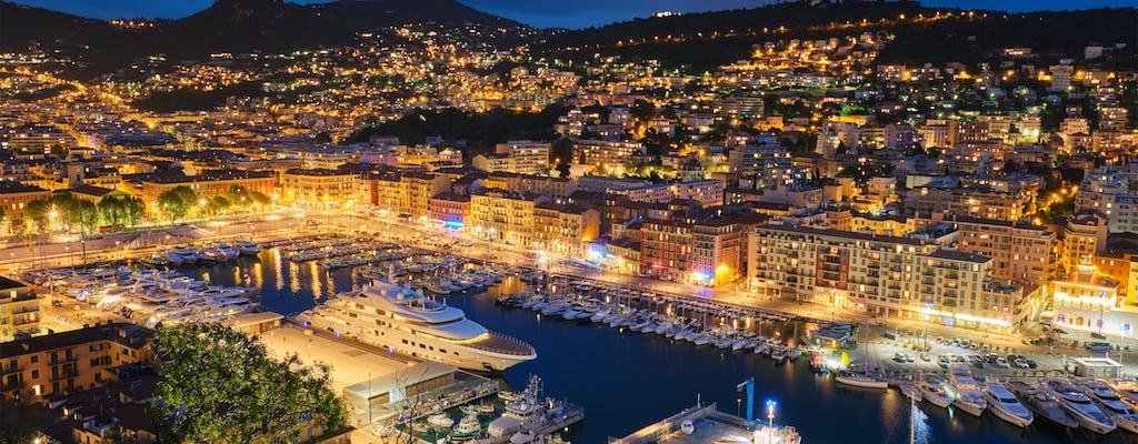 Индивидуальная ночная экскурсия по Монако, эз и Монте-Карло
