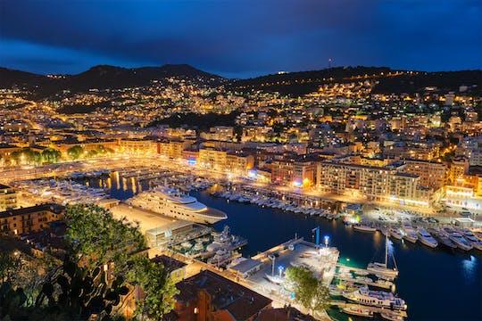 Tour noturno privado em Mônaco, Èze e Monte Carlo
