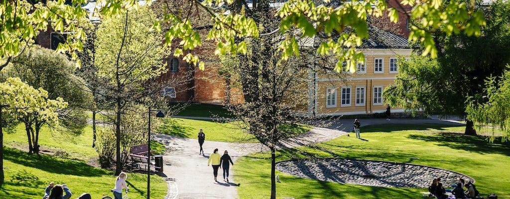 Excursão privada a Helsinque