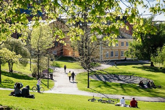 Visite privée d'Helsinki