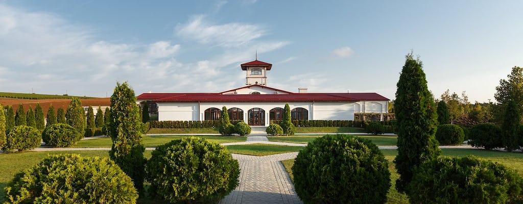 Excursão privada à Vinícola Lefkadia de Krasnodar