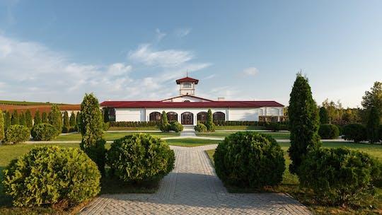 Visite privée de la cave Lefkadia au départ de Krasnodar