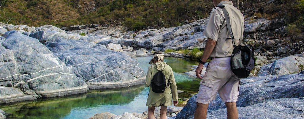 Los Cabos Fox Canyon private hiking tour