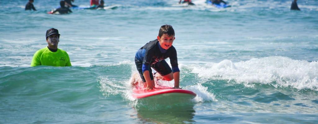 Los Cabos private Surfstunde am Cerritos Beach mit Mittagessen