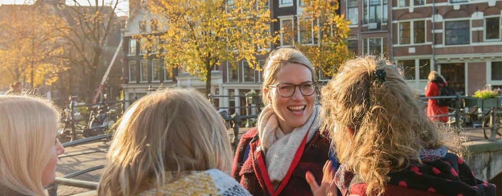 Rundgang durch das Amsterdamer Jordaan-Viertel