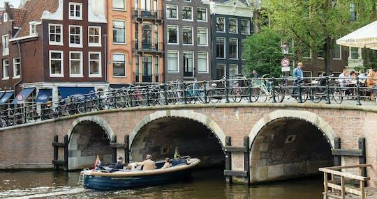 Kulturelle Stadtführung in Amsterdam auf Deutsch