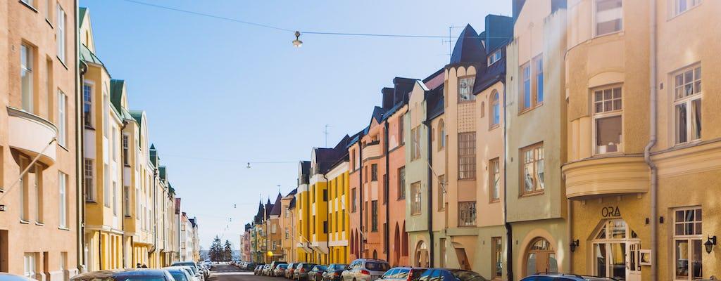 Architekturreise durch Helsinki