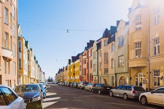 Visite d'architecture d'Helsinki